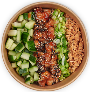 Foto Poke Bowl Chicken